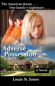 Adverse Possession, a Christian Suspense novel