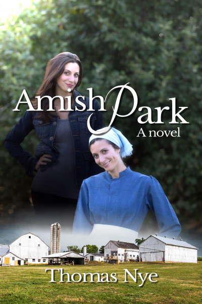 Amish Park, a Christian fiction novel