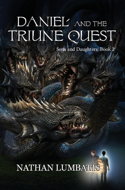 Daniel and the Triune Quest: a Christian Fantasy novel