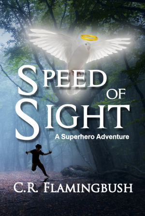 Speed of Sight, a fantasy novel for young people