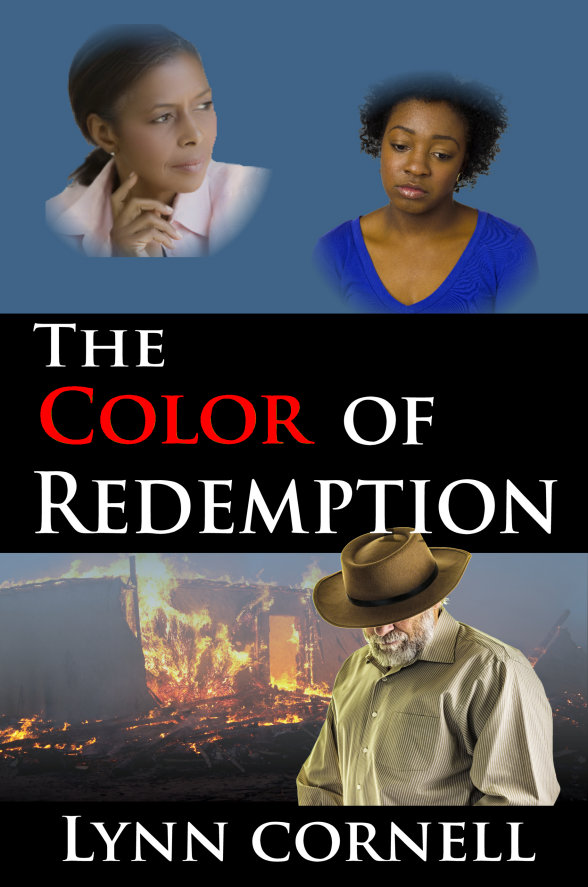 The Color of Redemption, a Christian Suspense Novel