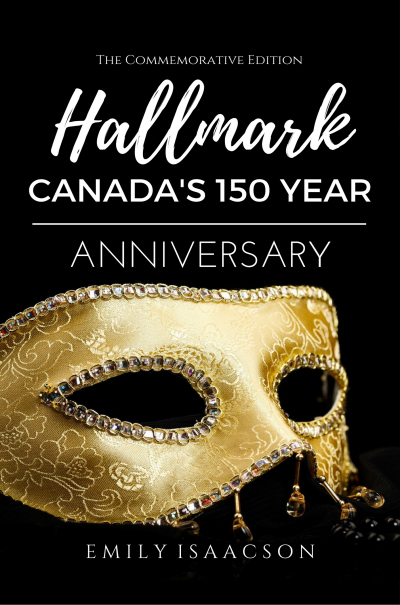 Hallmark is a collection of poems by Emily Isaacson celebrating Canada's 150th Anniversary.