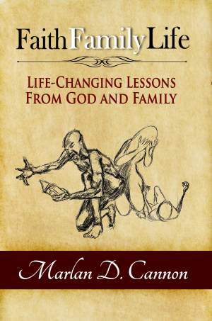Faith Family Life is a book detailing a young man's lessons about faith and life that he learned from his family